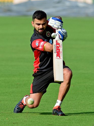 Virat Kohli will be playing for Surrey ahead of India's England Tour this summer.