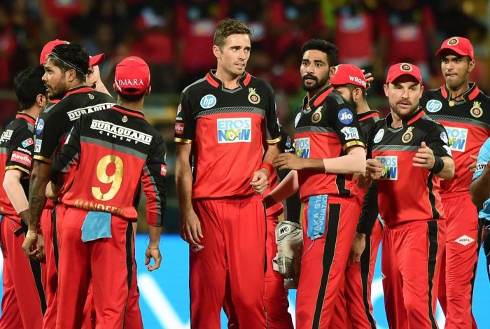 On the brink of elimination, the Royal Challengers Bangalore will be under huge pressure when they take on Sunrisers Hyderabad. PTI
