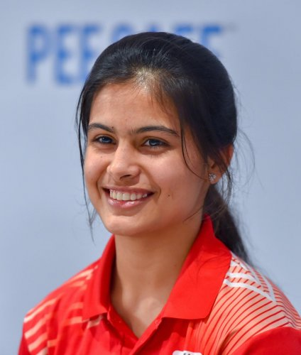 India's rising shooter Manu Bhaker isn't bothered about the controversy around the selection process for the Asian Games. PTI