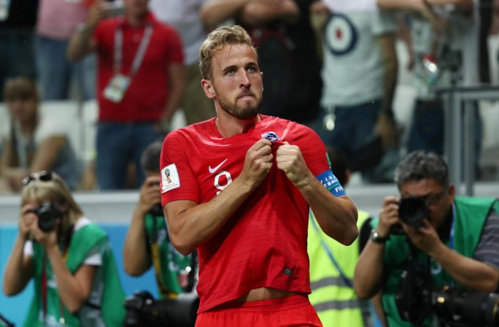 Kane's double on Monday secured England a 2-1 win over Tunisia in their World Cup opener to put Gareth Southgate's side in a strong position to qualify for the knockout stages. AFP