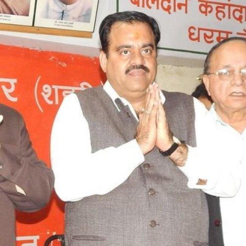 Tarun Chugh, BJP national secretary. Twitter