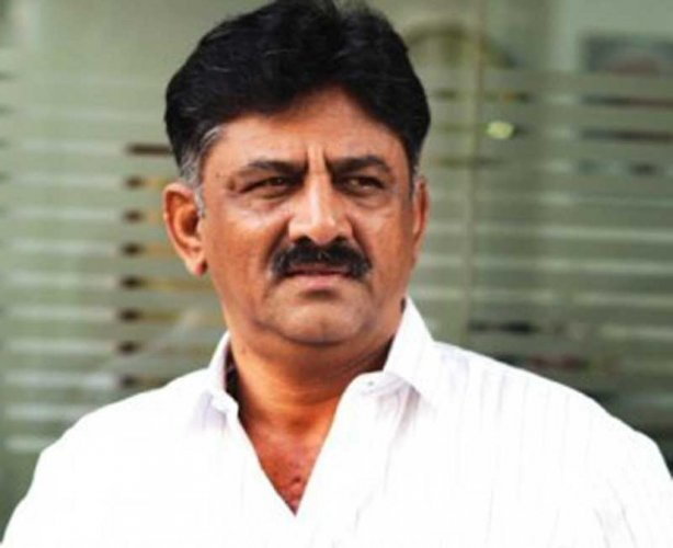 The agency has booked Shivakumar, Haumanthaiah, an employee at Karnataka Bhavan in New Delhi, and others under the Prevention of Money Laundering Act (PMLA), they said. DH File Photo