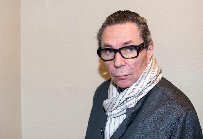 Frenchman Jean-Claude Arnault arrives at the district court in Stockholm where he is to appear accused of rape and sexual assault, allegations that prompted the Swedish Academy to postpone the Nobel Literature Prize. (AFP photo)