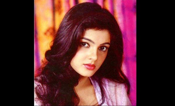 Mamta Kulkarni. Twitter photo.