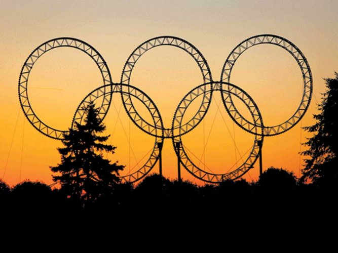 """""""The South and North agreed to actively participate jointly in international competitions including the 2020 Summer Olympics and to cooperate in bidding for the South-North joint hosting of the 2032 Summer Olympics,"""" the statement said. (PTI File Photo)"""