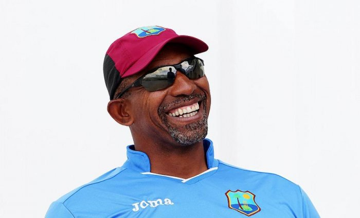 Phil Simmons said he will be banking on Afghanistan's coach to do the damage against India in the one-off Test. REUTERS