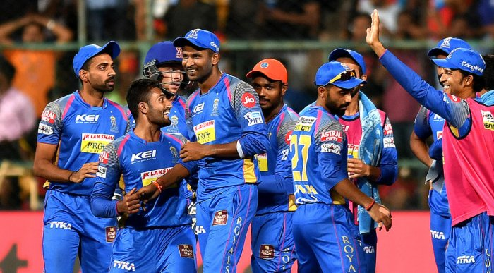 Rajastan Royals are on a high after back to back wins over Delhi Daredevils and Royal Challengers Bangalore. DH File Photo