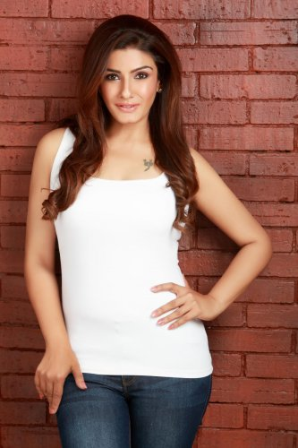 Actor Raveena Tandon voices her outrage over the increasing number of crimes against women and children across the country