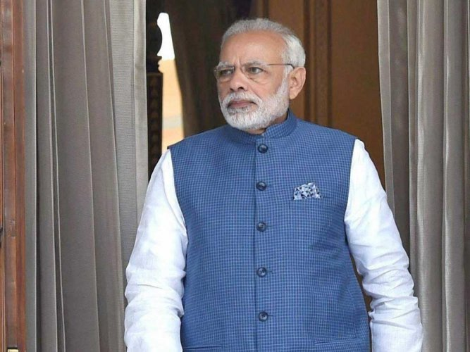 The blast comes at a time when preparations are going on for laying the foundation stone of the project by Modi. PTI file photo
