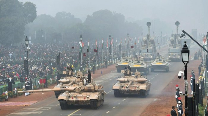 India has become one of the world's top five military spenders, overtaking France after New Delhi expanded its defence budget by 5.5% between 2016 and 2017.
