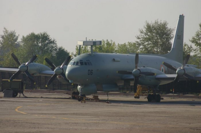 Aviation major Ilyushin, manufacturers of Indian Navy's Il-38 aircraft, will repair the damaged aircraft within the next 30 days.
