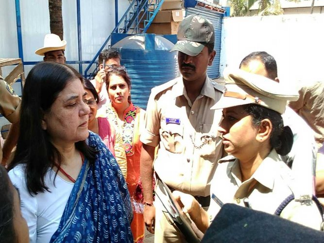 Scheme launched to help women at state, district level: Maneka Gandhi