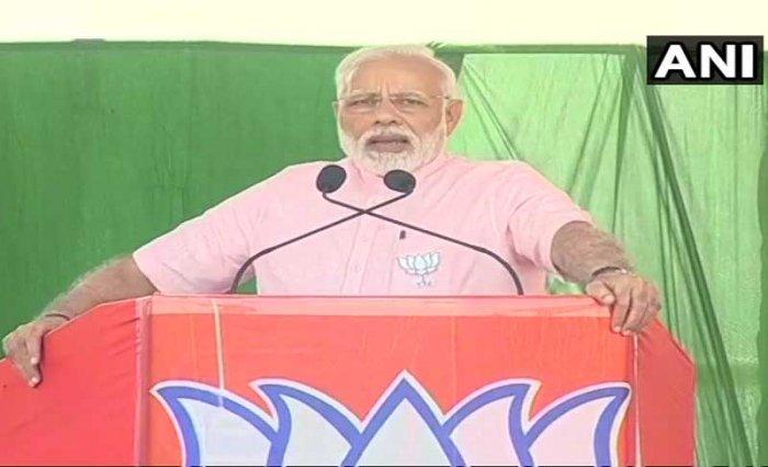 In picture: Prime Minister Narendra Modi. ANI photo.