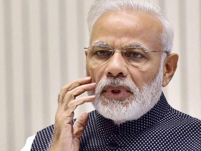 Modi visited a total of 84 countries in 42 foreign trips since taking over as prime minister in May 2014. (PTI File Photo)