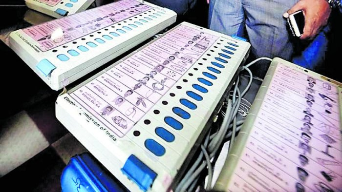 Several Opposition parties conveyed to the poll panel that they still have doubts about the credibility of electronic voting machines (EVMs).