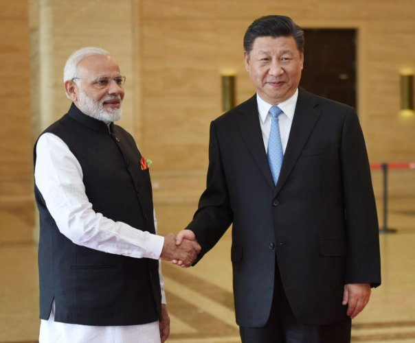 With Prime Minister Narendra Modi set to hold yet another bilateral meeting with Chinese President Xi Jinping later this week, Beijing has nudged New Delhi to formally iterate that it continues to adhere to the One-China policy. Reuters file photo
