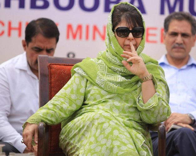 """Jammu and Kashmir Chief Minister Mehbooba Mufti today said the Supreme Court decision to shift the trial of the Kathua gangrape and murder case to Pathankot would boost the morale of the state police, which had left """"no stone unturned"""" to ensure that the"""