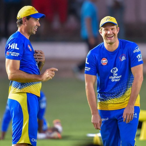 CSK head coach Stephen Fleming felt the hot and humid weather has had an influence on the over-rate this season. PTI