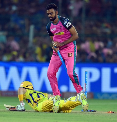 Rajasthan Royals' Jaydev Unadkat has called his team's match against Royal Challengers Bangalore a virtual quarterfinal. PTI