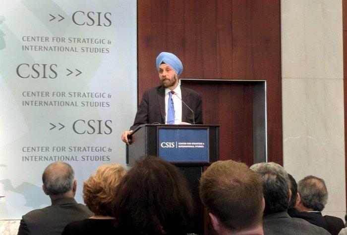 Navtej Singh Sarna, India's Ambassador to the US. PTI File Photo