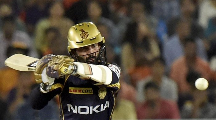 Kolkata Knight Riders' assistant coach Simon Katich was impressed with Dinesh Karthik's captaincy skills. PTI