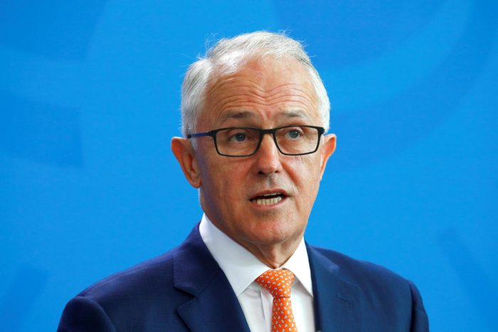 The report titled 'An India Economic Strategy to 2035' -- authored by former Australian high commissioner to India Peter Varghese -- was welcomed by Australian Prime Minister Malcolm Turnbull. (Reuters File photo)