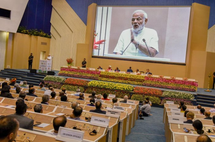 Smaller towns and villages too are emerging as vibrant startup centres, the Prime Minister said while interacting with young entrepreneurs from across the country. (PTI file photo)