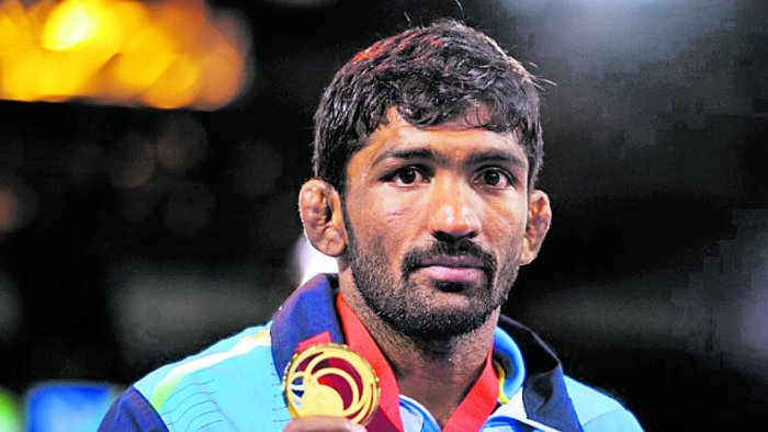 Yogeshwar Dutt. DH photo
