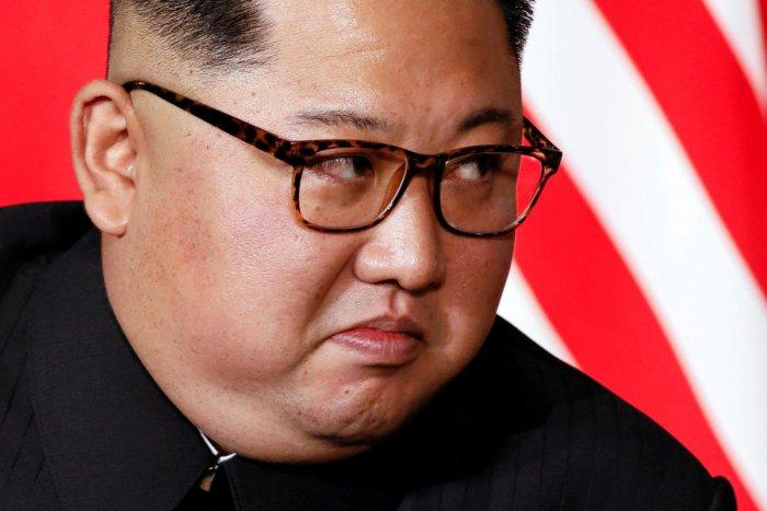 North Korea's leader Kim Jong Un. REUTERS