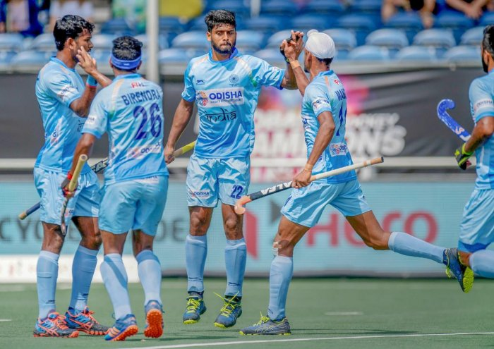 India is currently placed second in the standings with seven points from two wins, one loss and a draw. (PTI file photo)