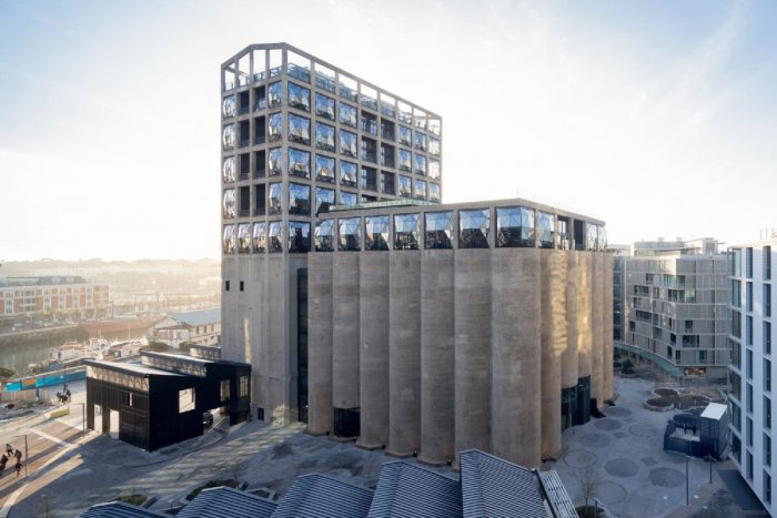 Zeitz Museum of Contemporary Art Africa, Cape Town, South Africa