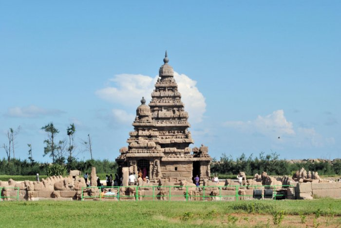 Shore Temple, Mahabalipuram