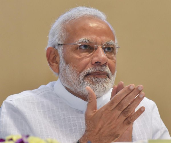 """The Congress asked Modi to make public the """"reasons and pressures"""" behind his """"unprecedented intervention"""" to ease norms pertaining to land, finances and academic expertise of the institutes seeking the 'IoE' tag. PTI File Photo"""