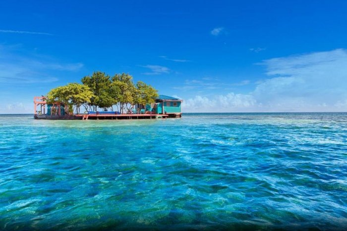 Bird Island, Belize