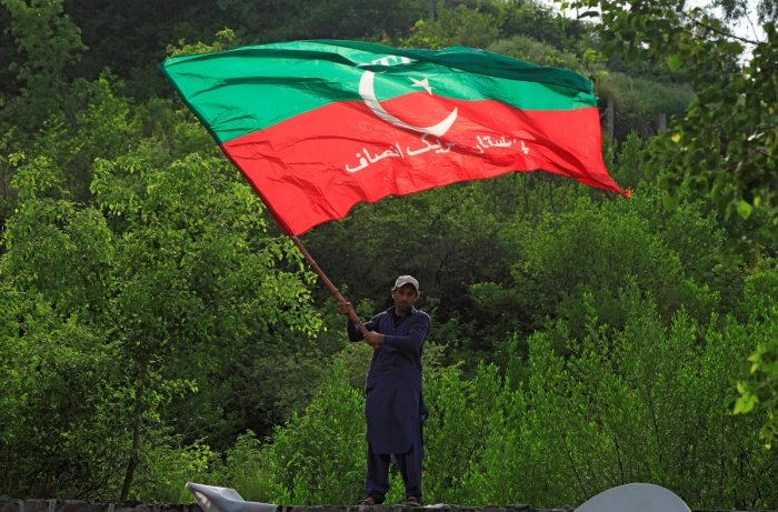 The PTI, led by 65-year-old Khan, has emerged as the single largest party in the National Assembly after the July 25 elections and it is likely to form the government with the support of its allies and independents. (Reuters file photo)