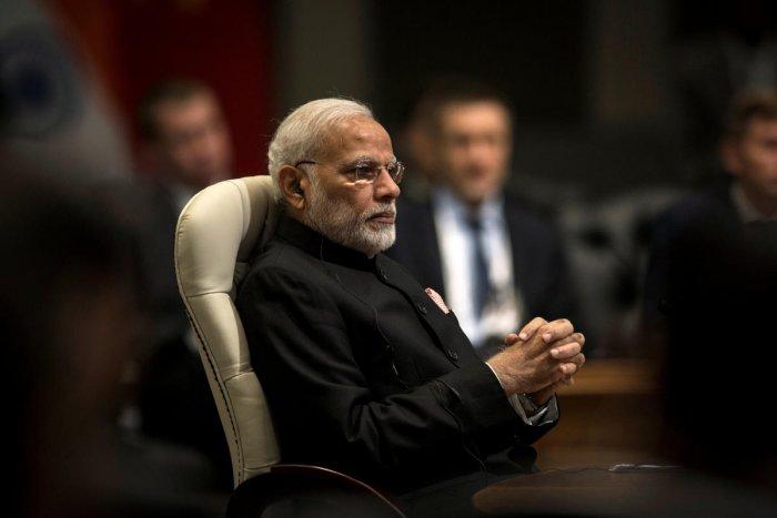 Prime Minister Narendra Modi. REUTERS photo.