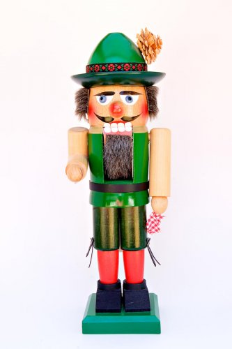A nutcracker from Germany