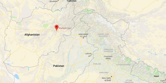 New Delhi has agreed to support the Afghan government build the Shahtoot Dam near Kabul.