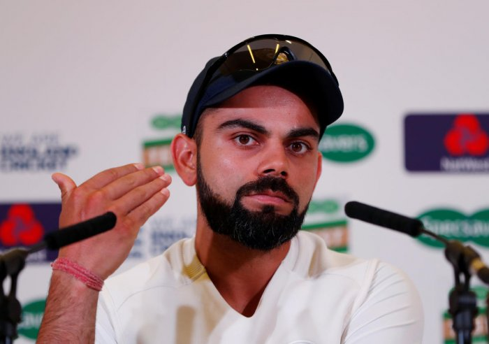 HARD TALK Indian skipper Virat Kohli revealed that the team has been discussing their priorities and need to now get them right. Reuters