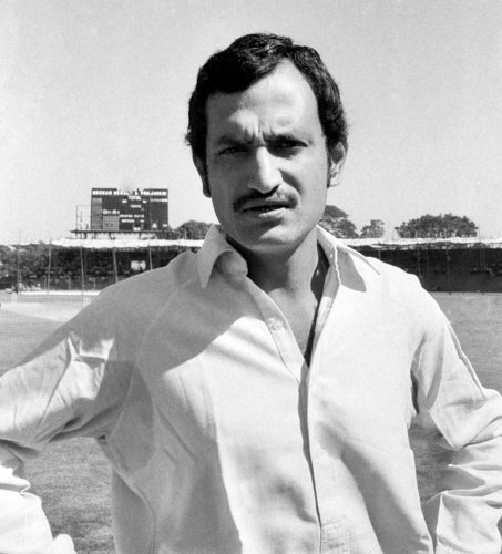 Ajit Wadekar was one of the finest captains India has produced. DH File Photo