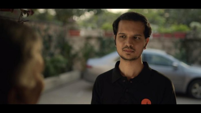 A Swiggy ad that says no order is too small. At least three players are now vying for Swiggy's business pie.