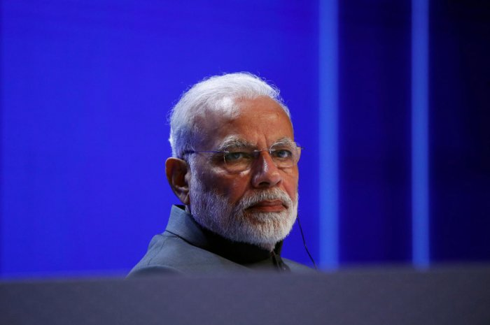 How did the price of Rafale aircraft shoot up by 300 per cent during Modi's tenure from Rs 526 crore to Rs 1,670 crore, Gohil asked. He alleged the entire deal reeks of gross mismanagement. Reuters File Photo