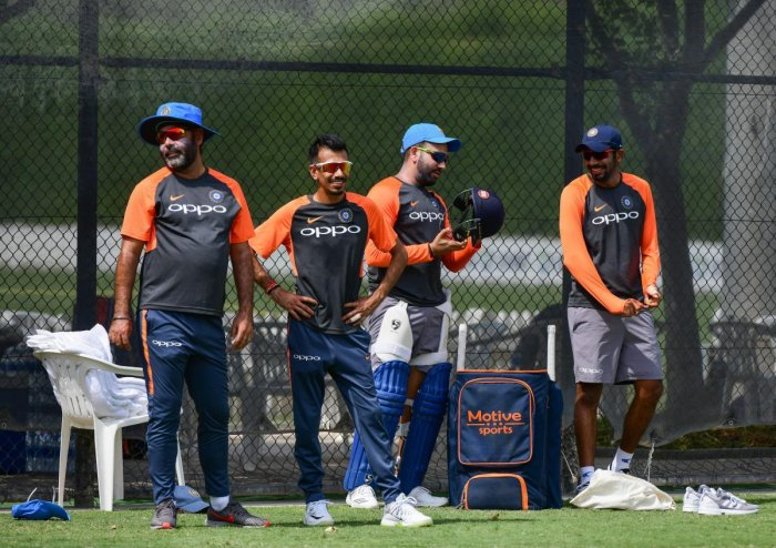 ALL SET: Meeting Pakistan for the first time since the defeat in Champions Trophy last June, India will be hoping to exact some revenge on Wednesday. PTI