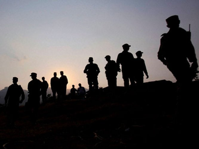 The two-week exercise will witness participation of about 350 personnel of the US Army and similar strength of Garud Division of the Indian Army. PTI file photo