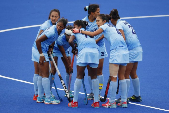 Grouped in Pool B, India will take on world number 16 Ireland on July 26 followed by world number 7 USA on July 29. PTI file photo.