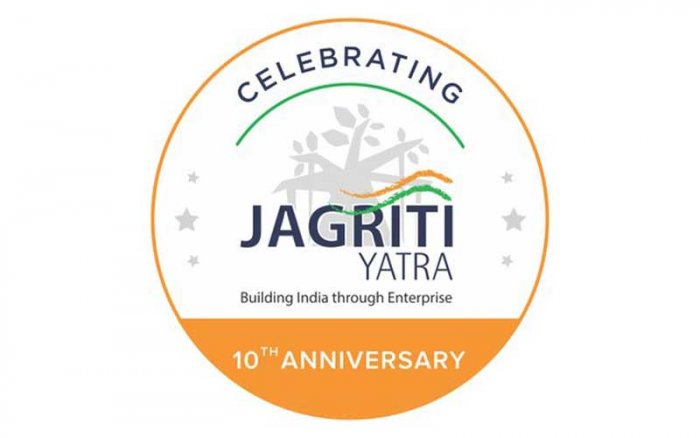 """Jagriti Yatra organises 15-day train journeys, covering 800km for 400 young change-makers across India every year. It has created some of India's foremost social entrepreneurs and pioneers of enterprise-led development that cuts across socio-economic boundaries in India,"" the citation notes."