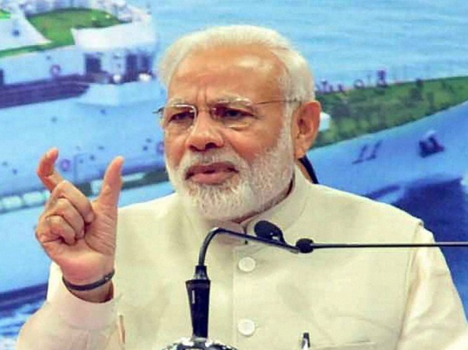 Ever since Modi came to power at the Centre, he has been attacking the Congress for keepinga number of villages in the dark and had during his Independence Day speech in 2015 announced that he would ensure that power reaches the remaining 18,452 villages in 1,000 days. PTI file photo