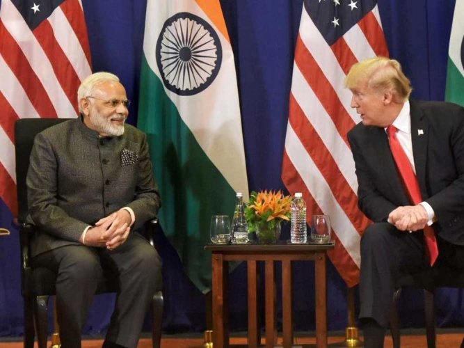 State Department Spokesperson Heather Nauert said the ties between the US and India had never been stronger or better. (PTI File photo)