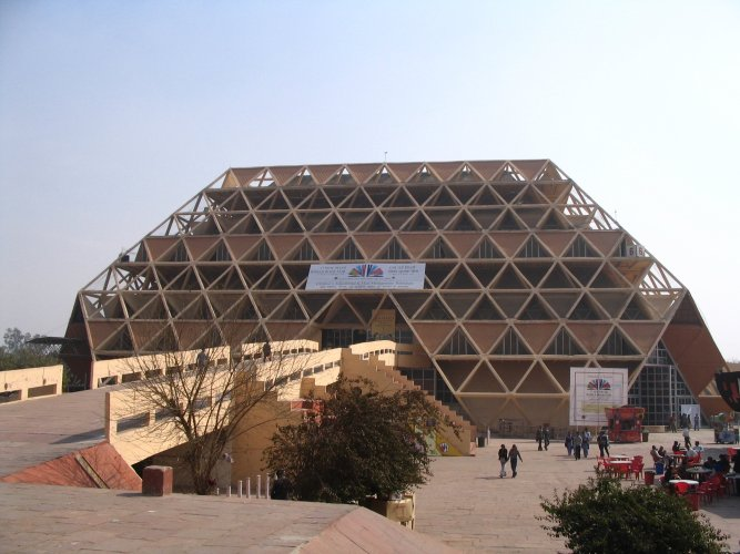 The Cabinet's decision to allow monetisation of 3.70 acres of land at Pragati Maidan is part of the phase-I of redevelopment project forthecreation of an integrated exhibition-cum-convention centre on its premises.
