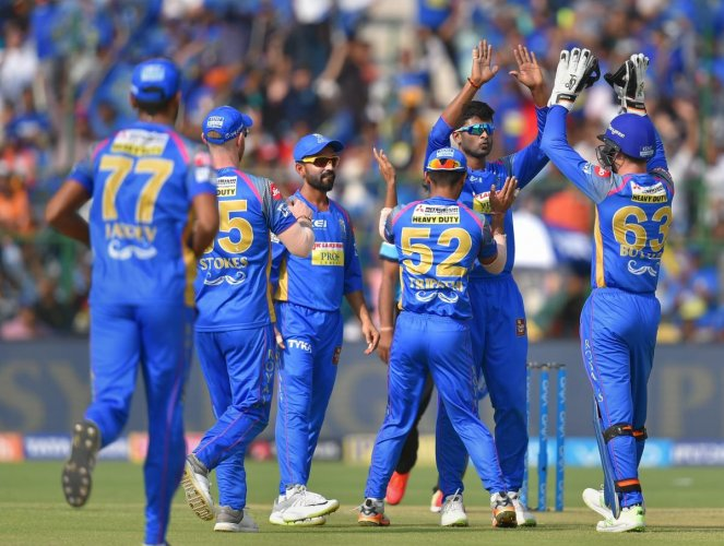 After their defeat to Sunrisers Hyderabad, Rajasthan will be eyeing a comprehensive win against Delhi. PTI